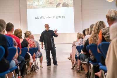 Foredrag - Giv Slip - Vejle 2/10-19