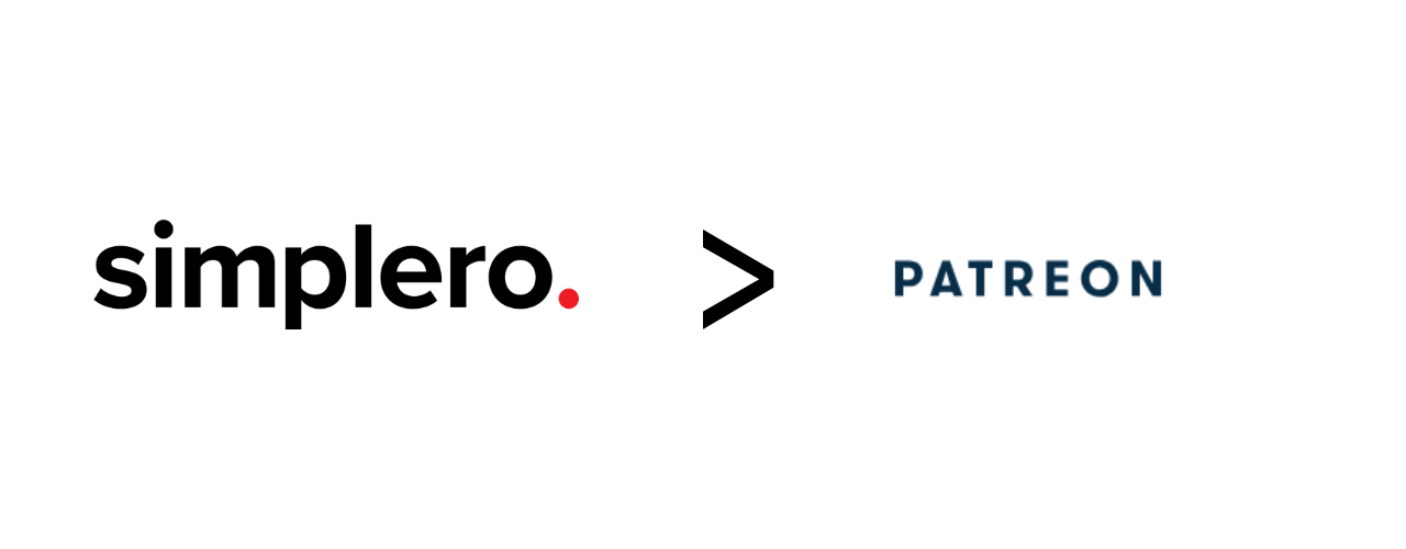 simplero greater than patreon