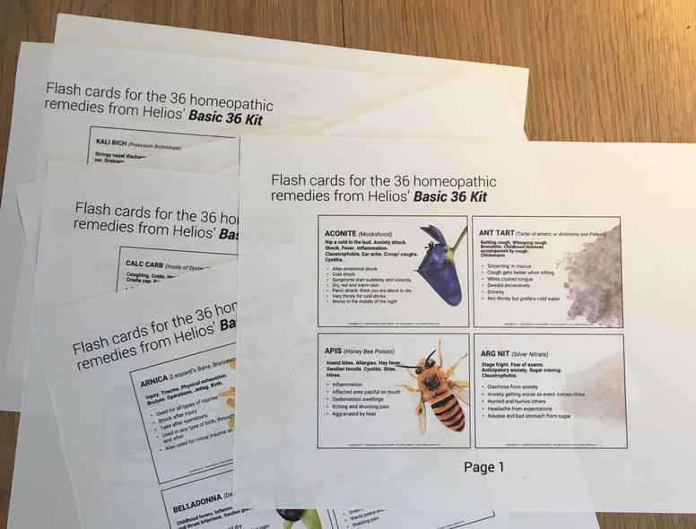 DOWNLOAD: pdf-FLASH CARDS for Helios 'Basic 36 kit'