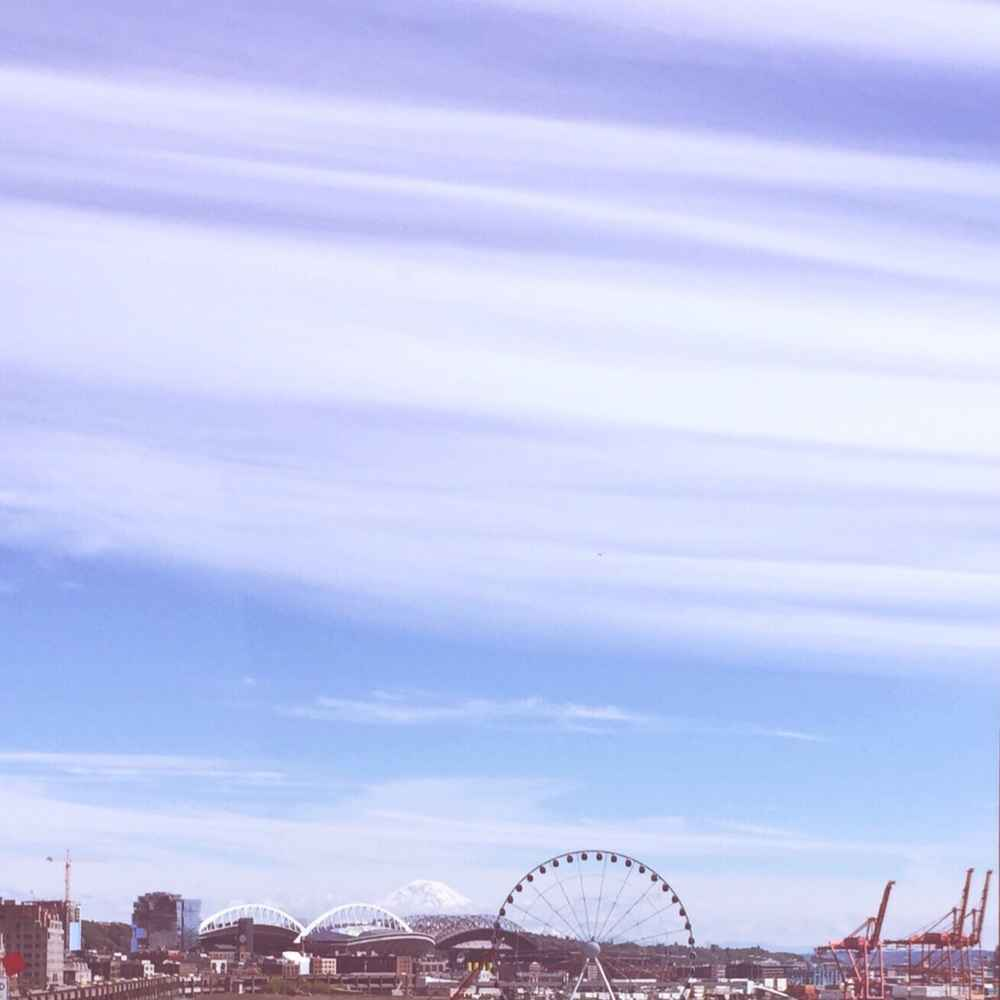 The other Seattle Skyline & Father's Day Attribution