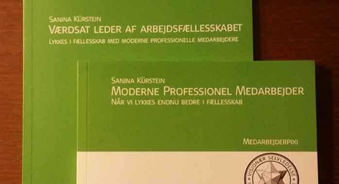 Bogsættet Cirklerne: Lykkes i arbejdsfællesskabet som Moderne Professionel Medarbejder
