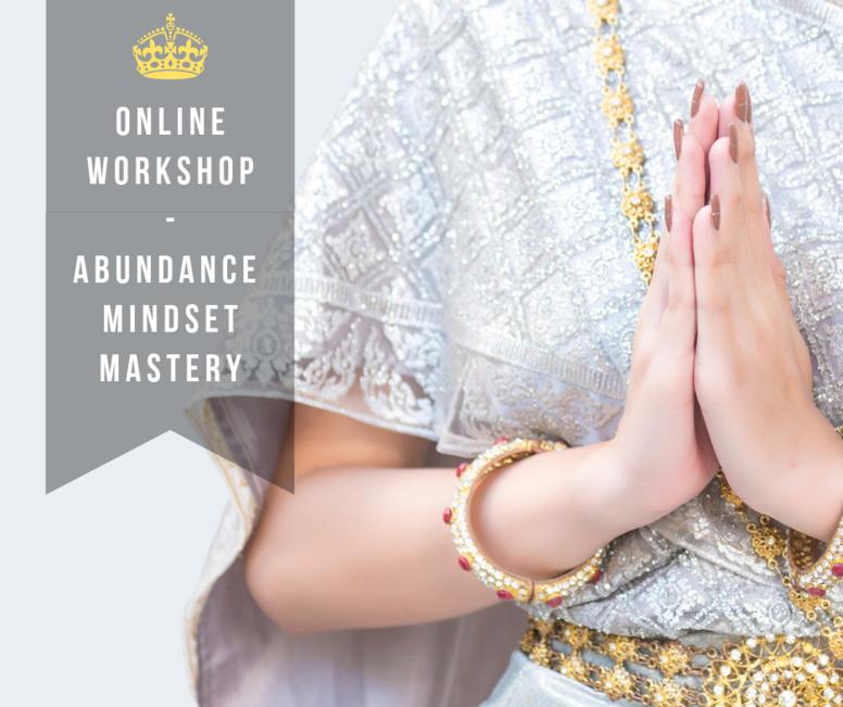 Abundance Mindset Mastery - workshop
