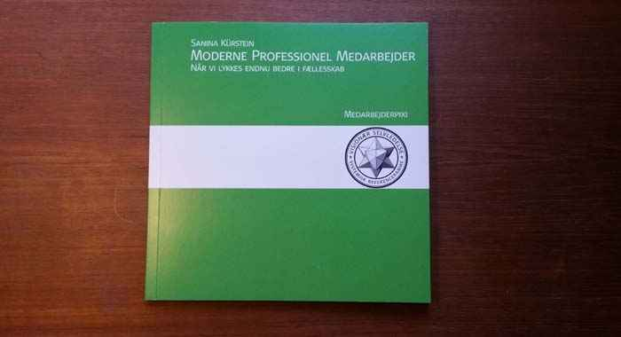 Medarbejderpixi: Moderne professionel Medarbejder(sf2018)