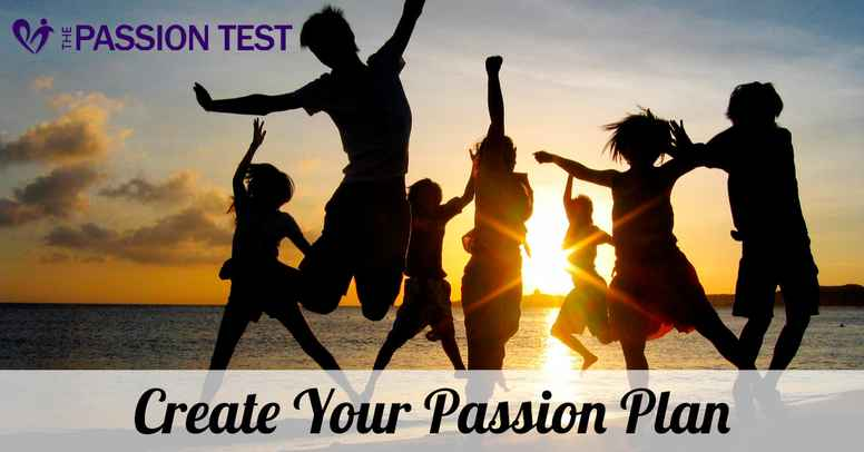 Your Passion Plan