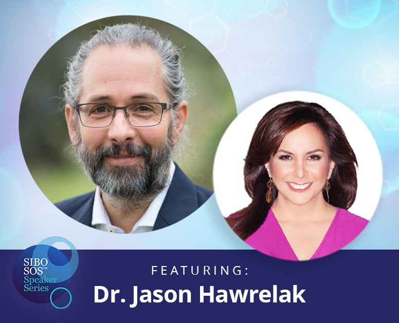 SIBO SOS™ Masterclass: What every SIBO Patient Needs to Know About Their Microbiome and Probiotics with Dr. Jason Hawrelak