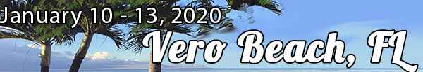 2020 Bootcamp | Vero Beach - Jan 10 - 13, 2020