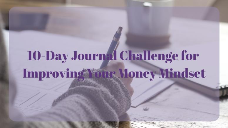 Journal Prompts for Improving Money Mindset