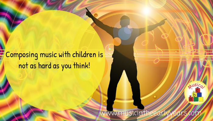 Composing music with children is not as hard as you think! linkedin