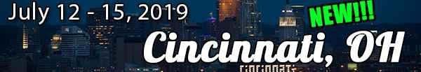 Bootcamp | Cincinnati, OH | July 12 - July 15, 2019