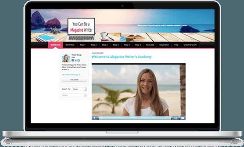 Online Course: Freelance Magazine Writing 101 (NL)