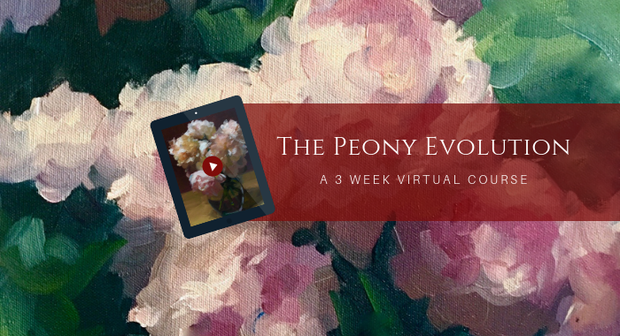 The Peony Evolution