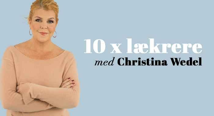 Dråben - 10 x lækrere - efterår/vinter 2019