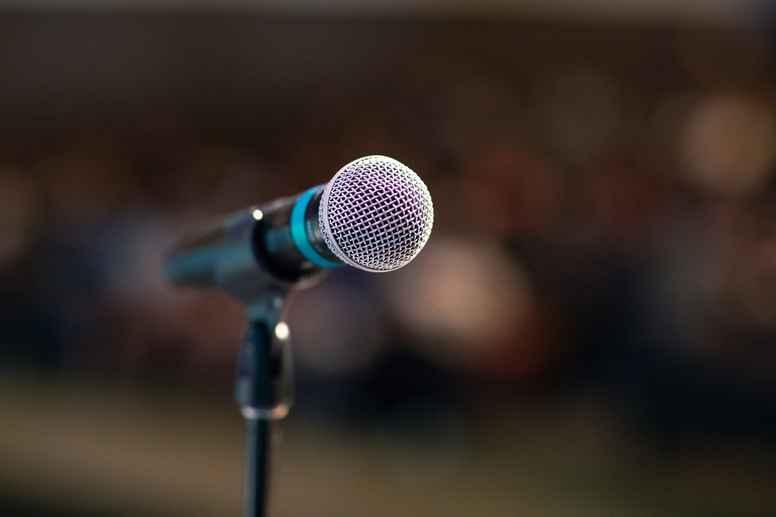MIC Speaker Prep