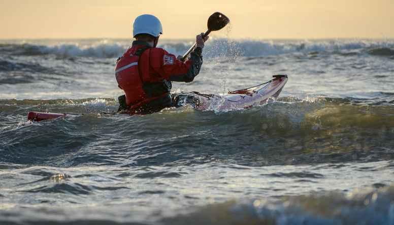Havkajak Surf Interesseliste