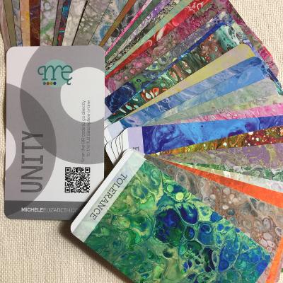 Reaching Unity Card Set