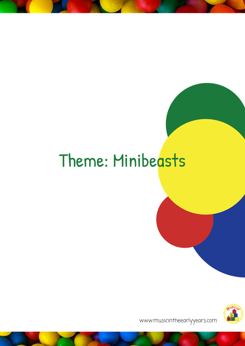 Minibeasts Front page of booklets.png