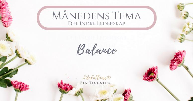 Indre Balance