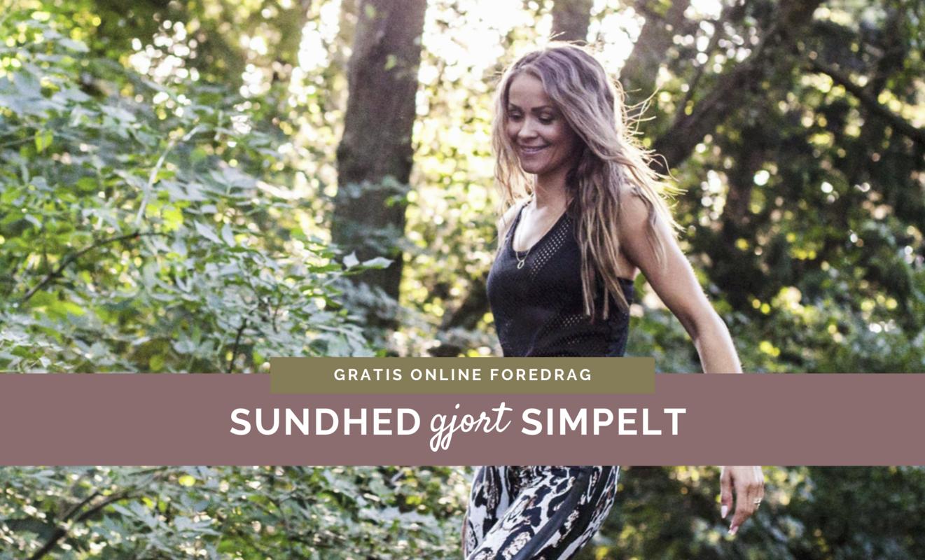 Sundhed gjort Simpelt - gratis online foredrag - header.png