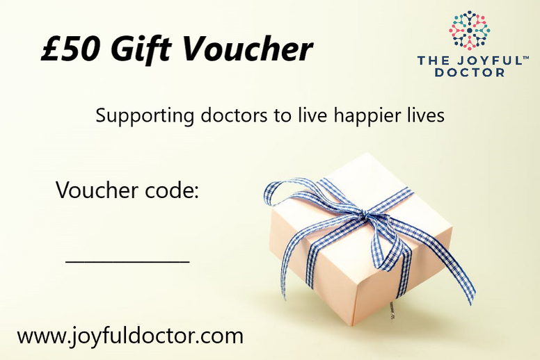£50 Joyful Doctor Gift Voucher
