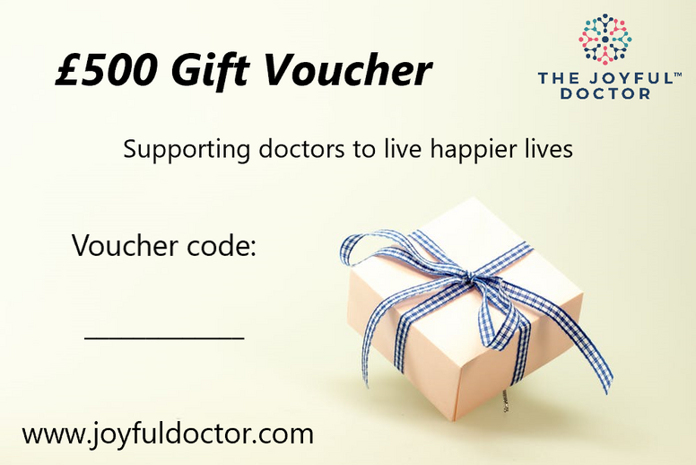 £500 Joyful Doctor Gift Voucher