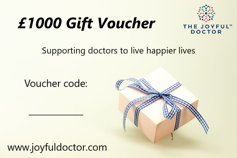 £1000 Joyful Doctor Gift Voucher