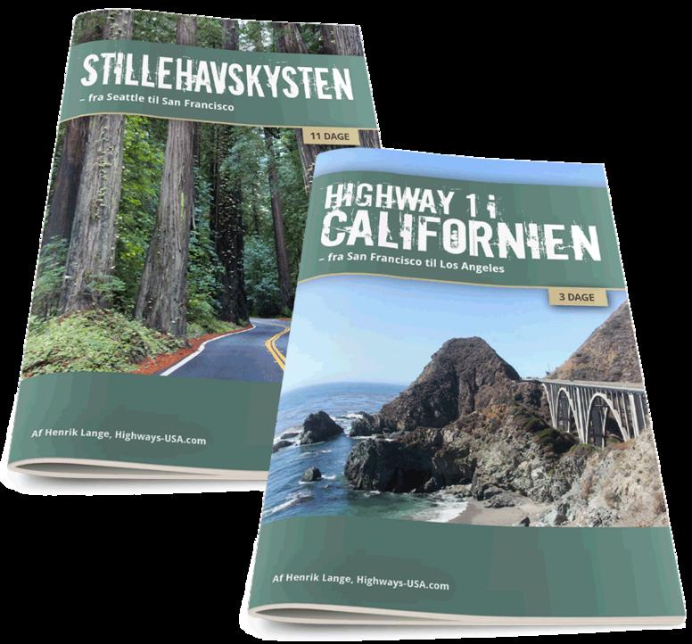 Rabatpakke: Få Stillehavskysten + Highway 1 i Californien