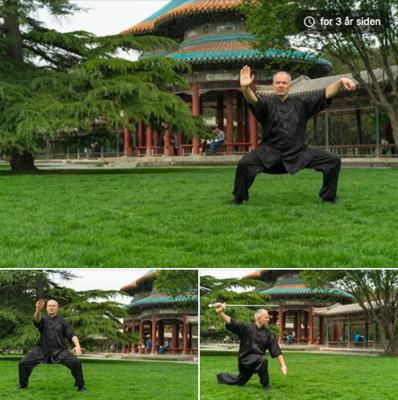 Tai Chi & Qigong Academy