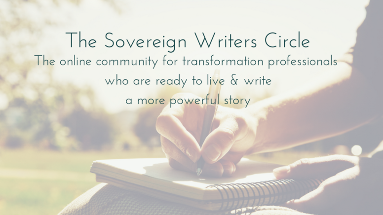 Sovereign Writers Circle