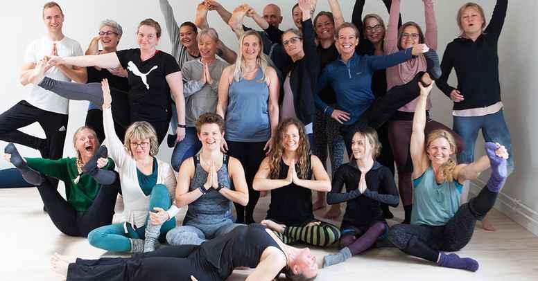 9. sæson  |  Yogauddannelsen i Århus