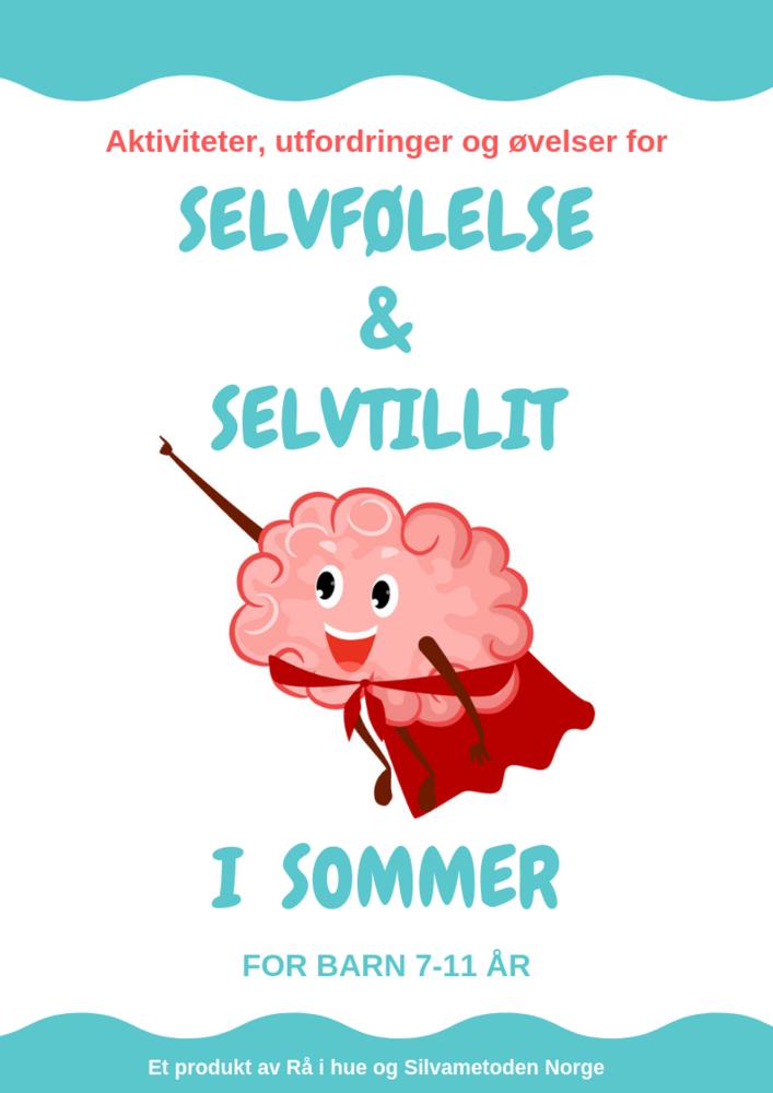 Selvfølelse og Selvtillit i Sommer Barn 7 - 11 år