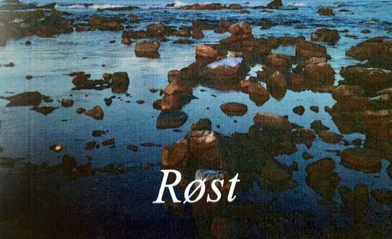 """""""Røst"""" - Musikk fra Pathos"""
