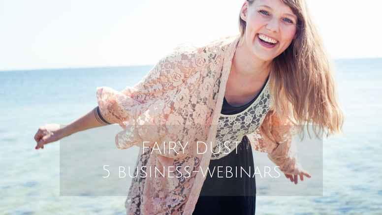 Fairy Dust Webinar-Pakken