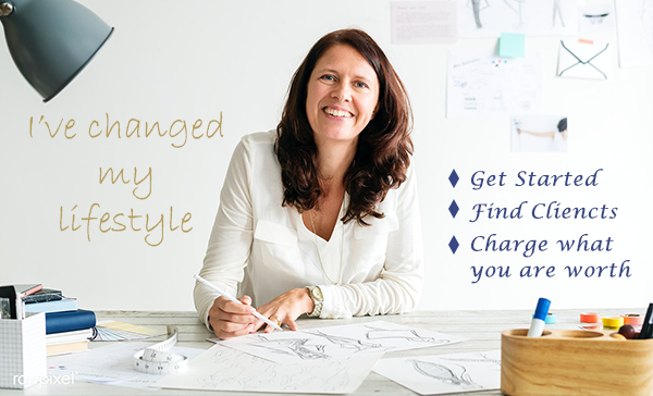 Get Started, Find Clients and Charge What You Are Worth Course
