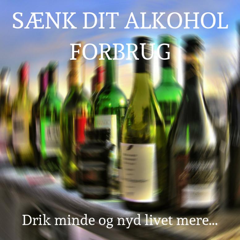 SÆNK DIT ALKOHOL FORBRUG HYPNOSE