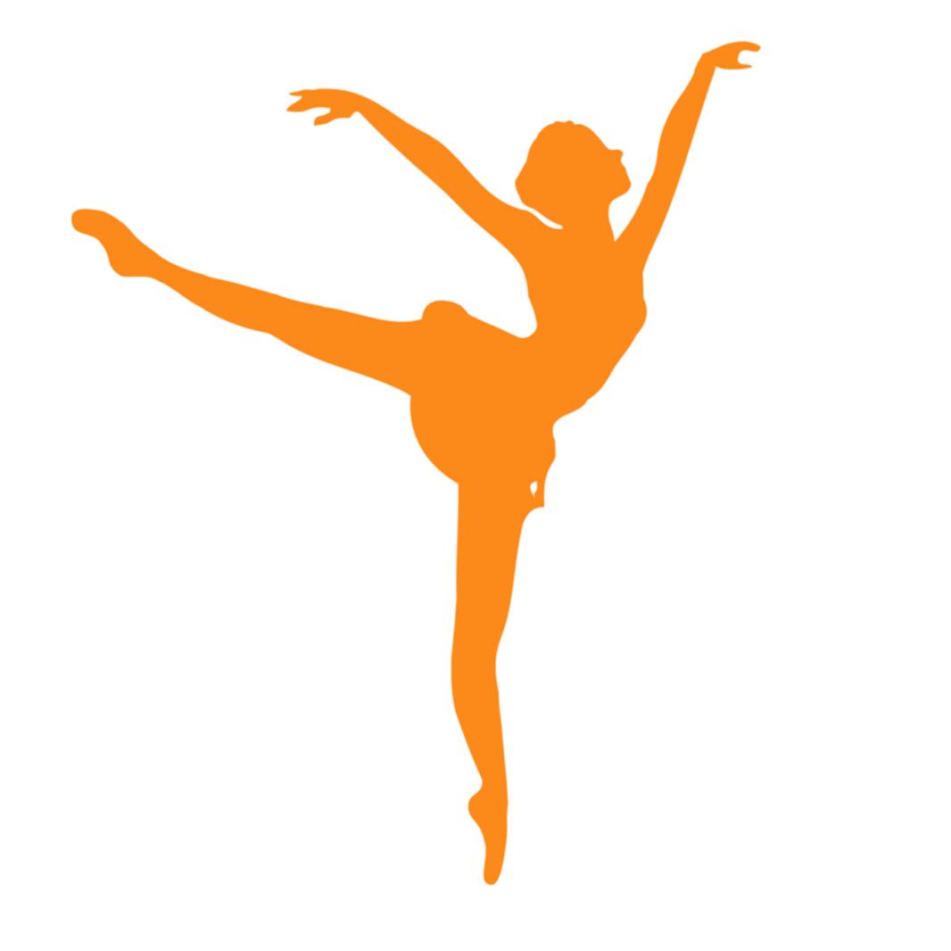 Fancy feet square logo