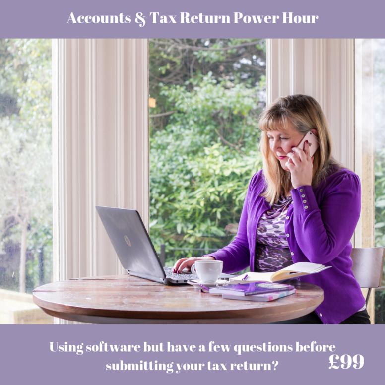 Accounts & Tax Power Hour