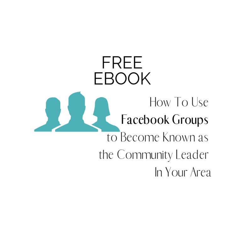 Facebook Groups for Real Estate Agents