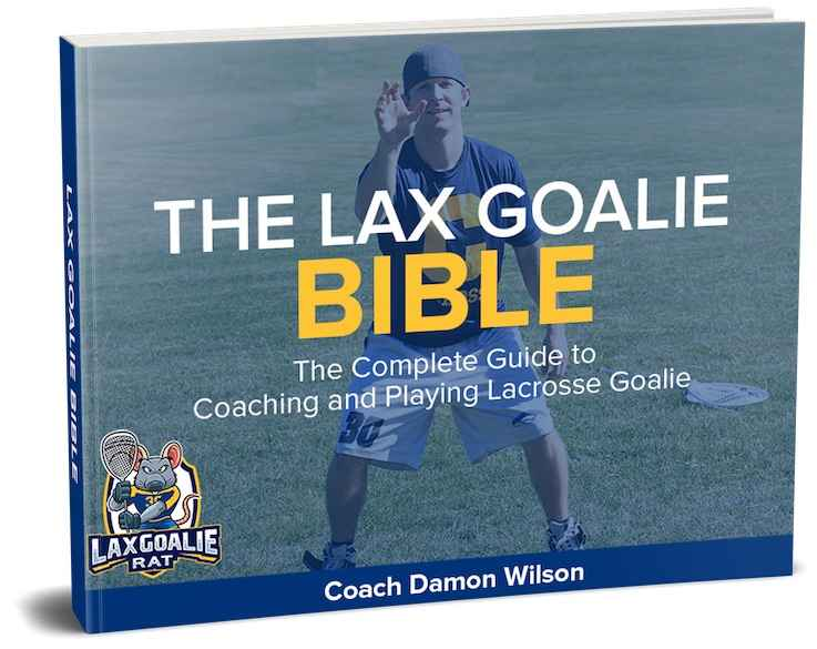 The Lax Goalie Bible Physical Book (+ free eBook)