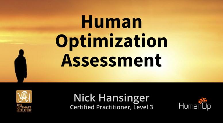 Human Optimization Assessment