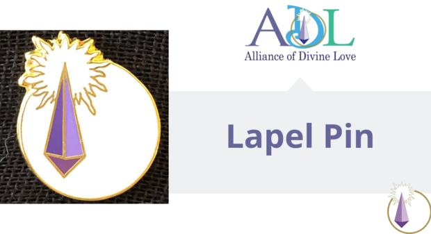 ADL Lapel Pin