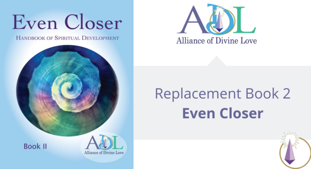 ADL Book 2 Replacement - Even Closer