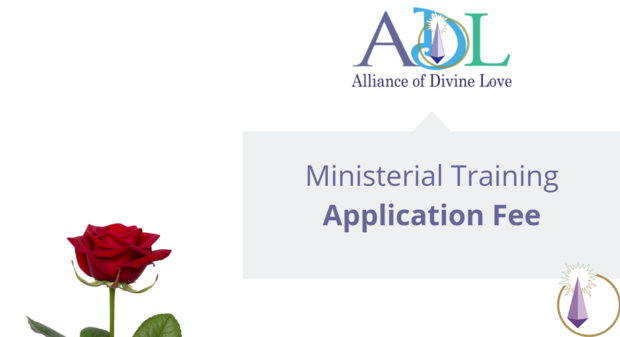 ADL Minister Training Application Fee