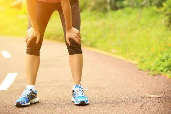 Træt løber
