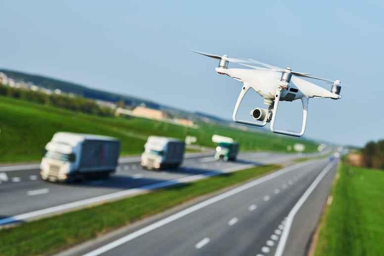 6. april Dronebevis opgr. uddannelse - København