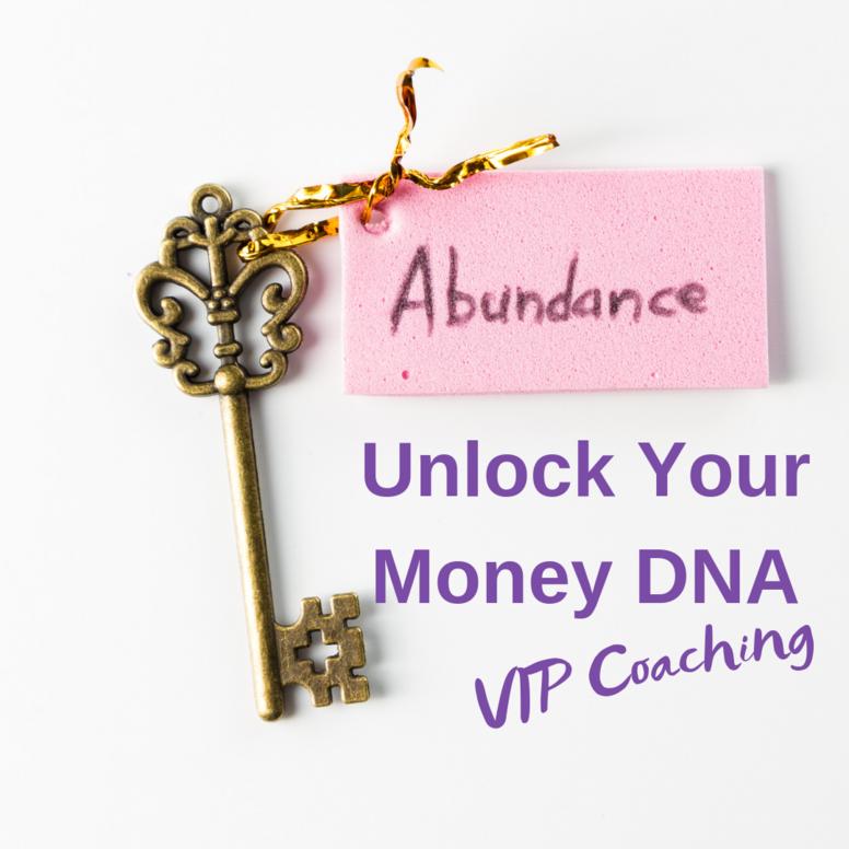 Money DNA - VIP coaching