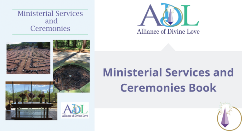 ADL Ministerial Services and Ceremonies Book