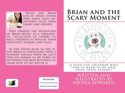 MP3 - Brian and the Scary Moment MP3 Story Book
