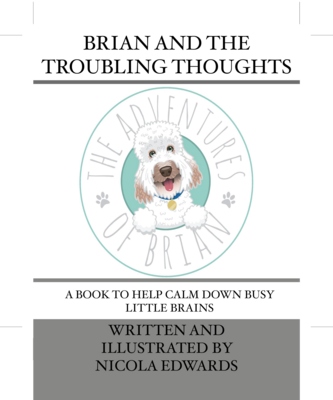 MP3 - Brian and the Troubling Thoughts MP3 Story Book
