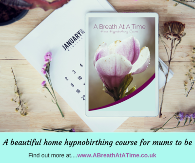 A Breath at a Time - A home hypnobirthing course