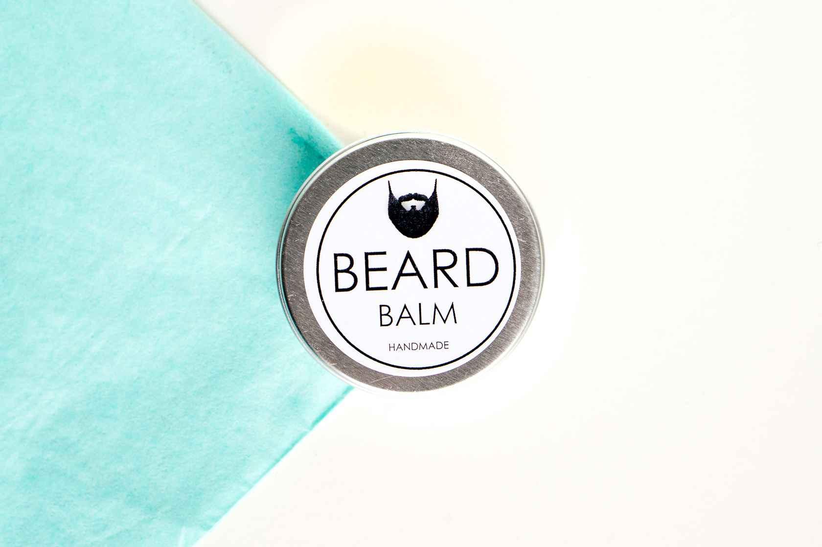 Zelf baardbalsem maken
